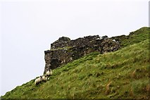 NG4074 : Duntulm Guardians by Andrew Wood