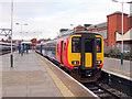 SK5739 : Nottingham Station by John Lucas