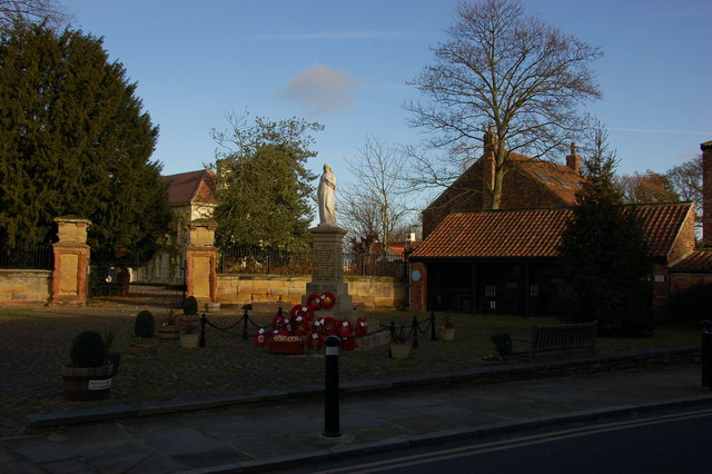 Boroughbridge War Memorial