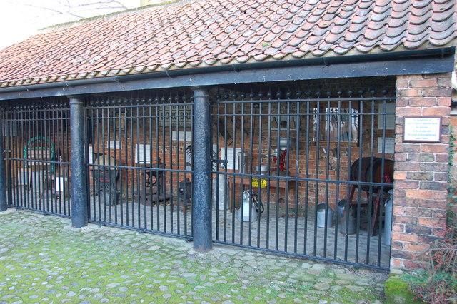 Memorial museum to Sgt John S Brear QPM