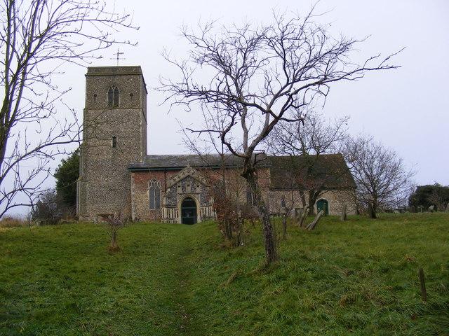 St.Mary the Virgin Church