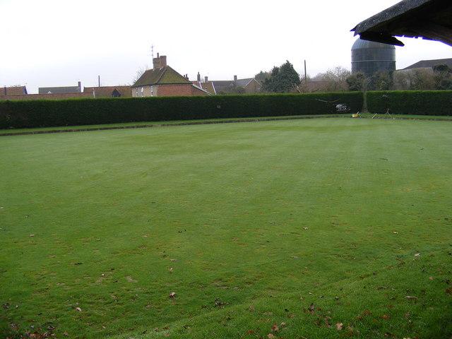 Sweffling Bowling Green