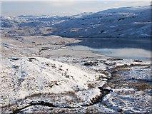 NM9723 : Sior Loch by Patrick Mackie