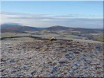 NJ3638 : The Hill of Mackalea by alan souter
