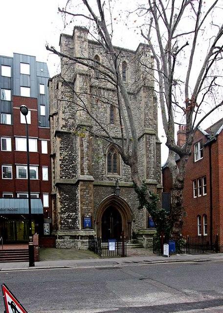 St Matthew's Church, Great Peter Street, London SW1