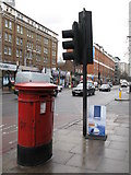 TQ3282 : City Road / Shepherdess Walk, EC1 by Mike Quinn