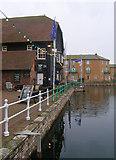 TQ3303 : Master Mariner, Mariners Quay, Brighton Marina by Simon Carey