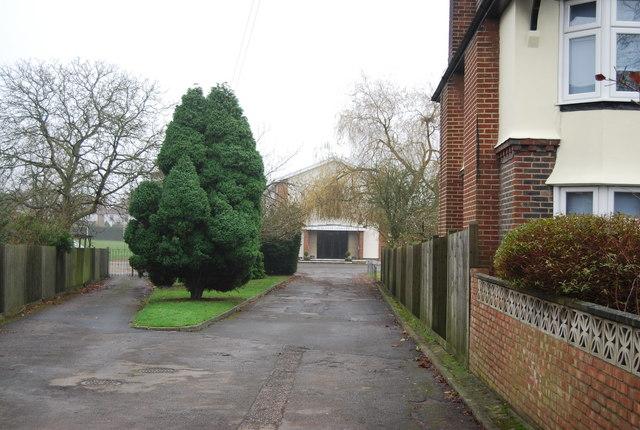 Masonic Hall, Tunbridge Wells by N Chadwick