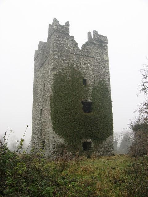 Dunmahon Castle, Co. Louth