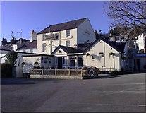 SH5873 : The Boatyard Inn, Bangor by mick finn