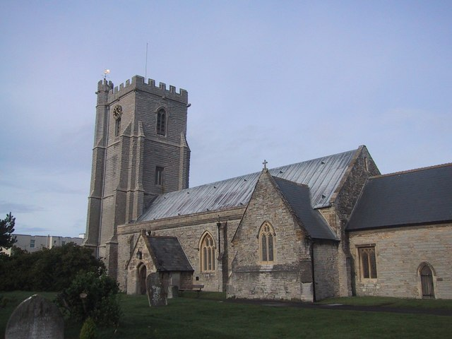 Parish Church, Burnham on Sea