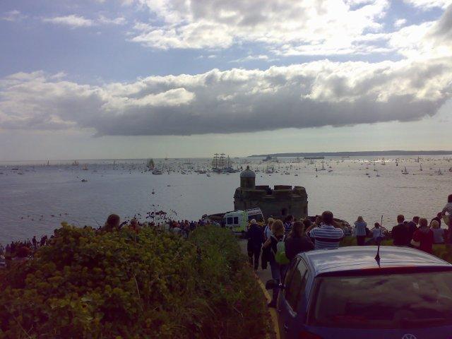 Parade of the Tall Ships