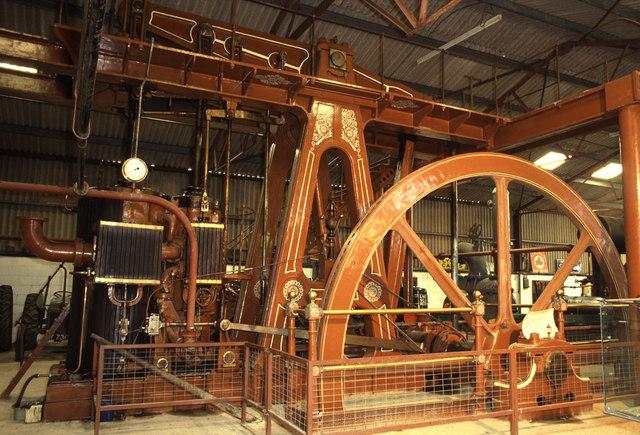 Strumpshaw Hall Steam Museum