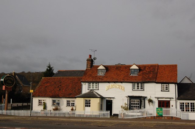 The Five Bells, Vange
