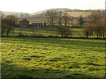 ST0107 : View from Goblin Lane by Derek Harper