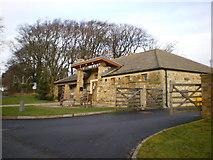 SD7656 : Tosside Community Hall by Alexander P Kapp