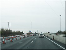O1240 : Junction 5 on the M50 by Ian Paterson