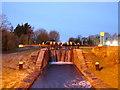 O0632 : 9th Lock at Clondalkin Bridge by Ian Paterson
