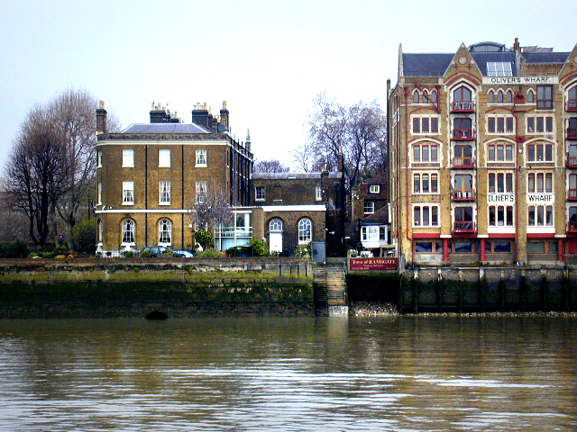 Town of Ramsgate, Wapping