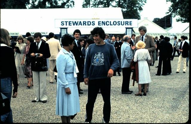 Steward's Enclosure