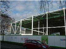 TL8364 : Bury St. Edmunds Asda store street frontage by John Goldsmith