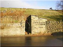 SE0328 : PC at Throstle Bower Graveyard by Alexander P Kapp