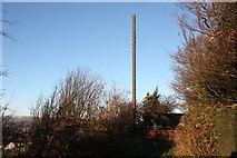 SE1421 : Mobile Phone Base Station Toothill, Rastrick by Richard Kay