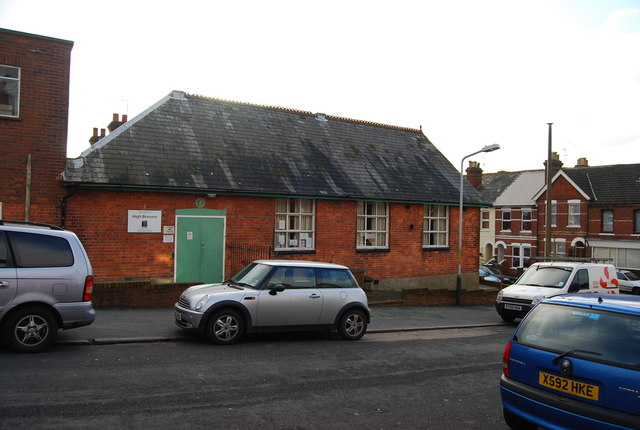 Toc H Hall, Woodlands Rd, High Brooms by N Chadwick