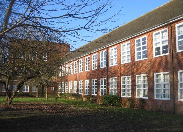 The Vyne School by Sandy B