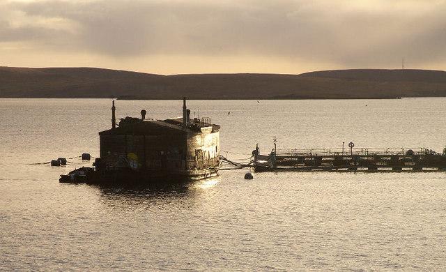 Mula Head fish farm