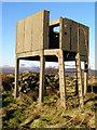 SD3683 : Look out tower on Bigland Barrow by mauldy