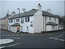 SX5973 : Princetown: The Railway Inn by Nigel Cox