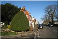 TQ9017 : Lamp Post on Monk's Walk, Winchelsea by Oast House Archive