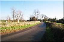 TQ9018 : Station Road, Winchelsea by Oast House Archive