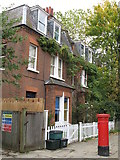 TQ2686 : Houses in the Vale of Health, NW3 by Mike Quinn