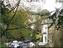 TQ2686 : The Vale of Health, NW3  (2) by Mike Quinn