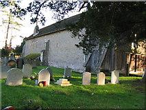 TQ1328 : Rear view of St Nicholas Church by Dave Spicer