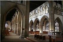 TA2609 : St.James' church interior by Richard Croft