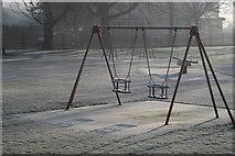 SK6443 : Burton Joyce Park by Martin Jones