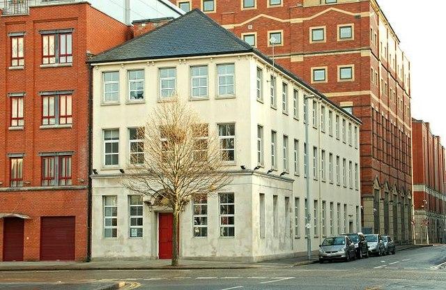 Offices, Linenhall Street,  Belfast