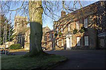 TL8683 : St Peter's Church and King's House, Thetford by Stephen McKay