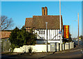 TL2238 : Tudor Oaks Lodge by Dylan Mills