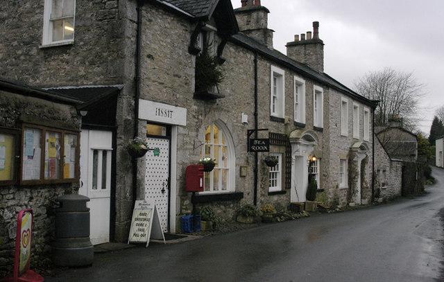Village shop at Beetham