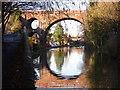 SO8555 : Westbury Street Bridge by John Bayes