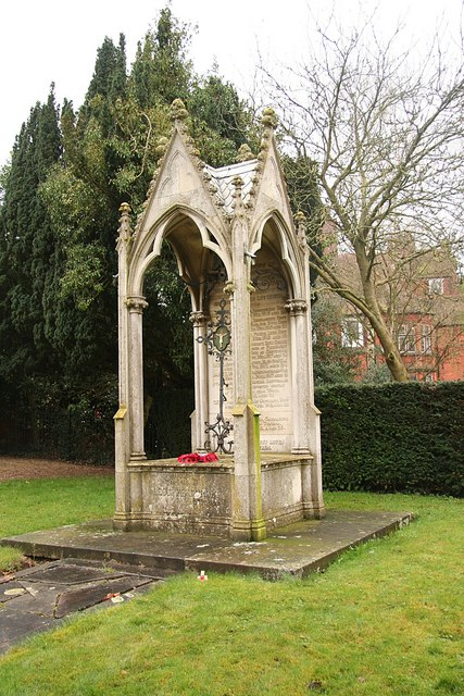 Canwick War Memorial