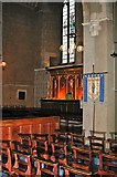 TQ4375 : St Luke, Westmount Road, London SE9 - High altar by John Salmon