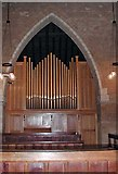 TQ4375 : St Luke, Westmount Road, London SE9 - Organ by John Salmon