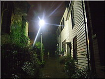 TQ8209 : Church Passage, Hastings Old Town by Chris Whippet