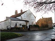 TG2834 : Mundesley Road meets Knapton Road by Evelyn Simak