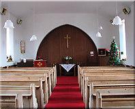 TG2834 : Trunch Methodist Church - view west by Evelyn Simak